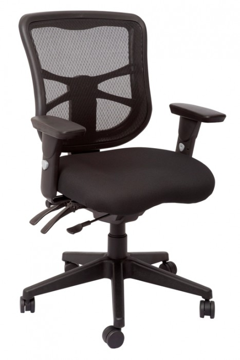 DAMMESH OPERATOR CHAIR (3 LEVER) (AFRDI Tested Level 6)