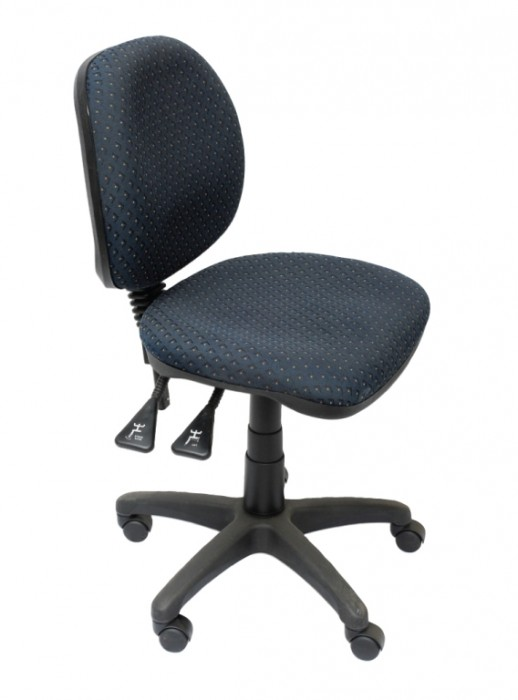 EC070BM OPERATOR CHAIR (2 LEVER) (AFRDI Tested Level 6)