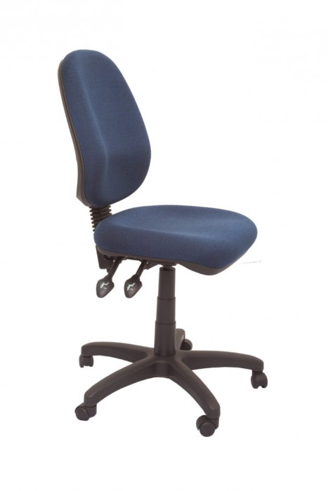 EG100CH OPERATOR CHAIR (3 LEVER) (AFRDI Tested Level 6)