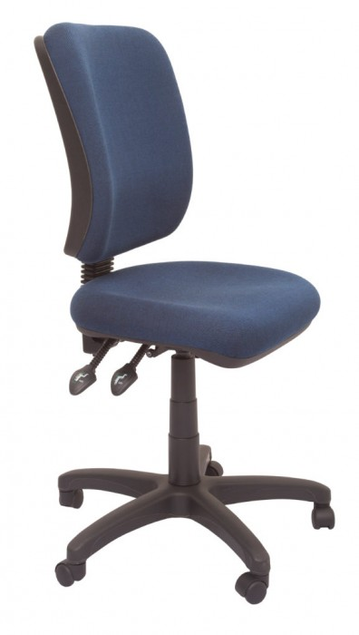 EG400 OPERATOR CHAIR (3 LEVER) (AFRDI Tested Level 6)