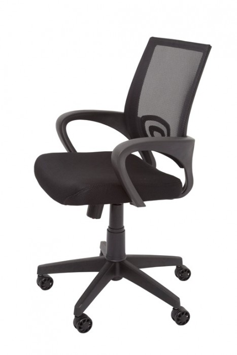 VESTA MESH BACK WITH FABRIC SEAT OPERATOR CHAIR