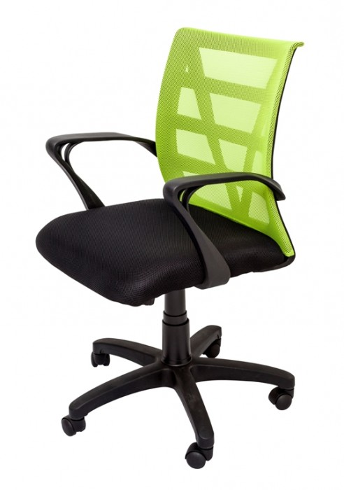 VIENNA MESH BACK WITH FABRIC SEAT OPERATOR CHAIR